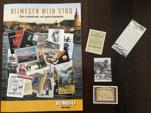 Jumbo Plaatjes verzamelen voor ouderen in Brakkenstein