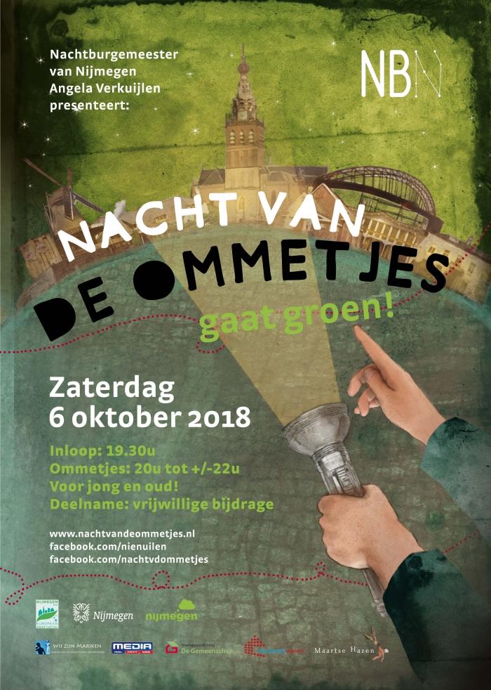 6 oktober: de nacht van het ommetje - Brakkenstein
